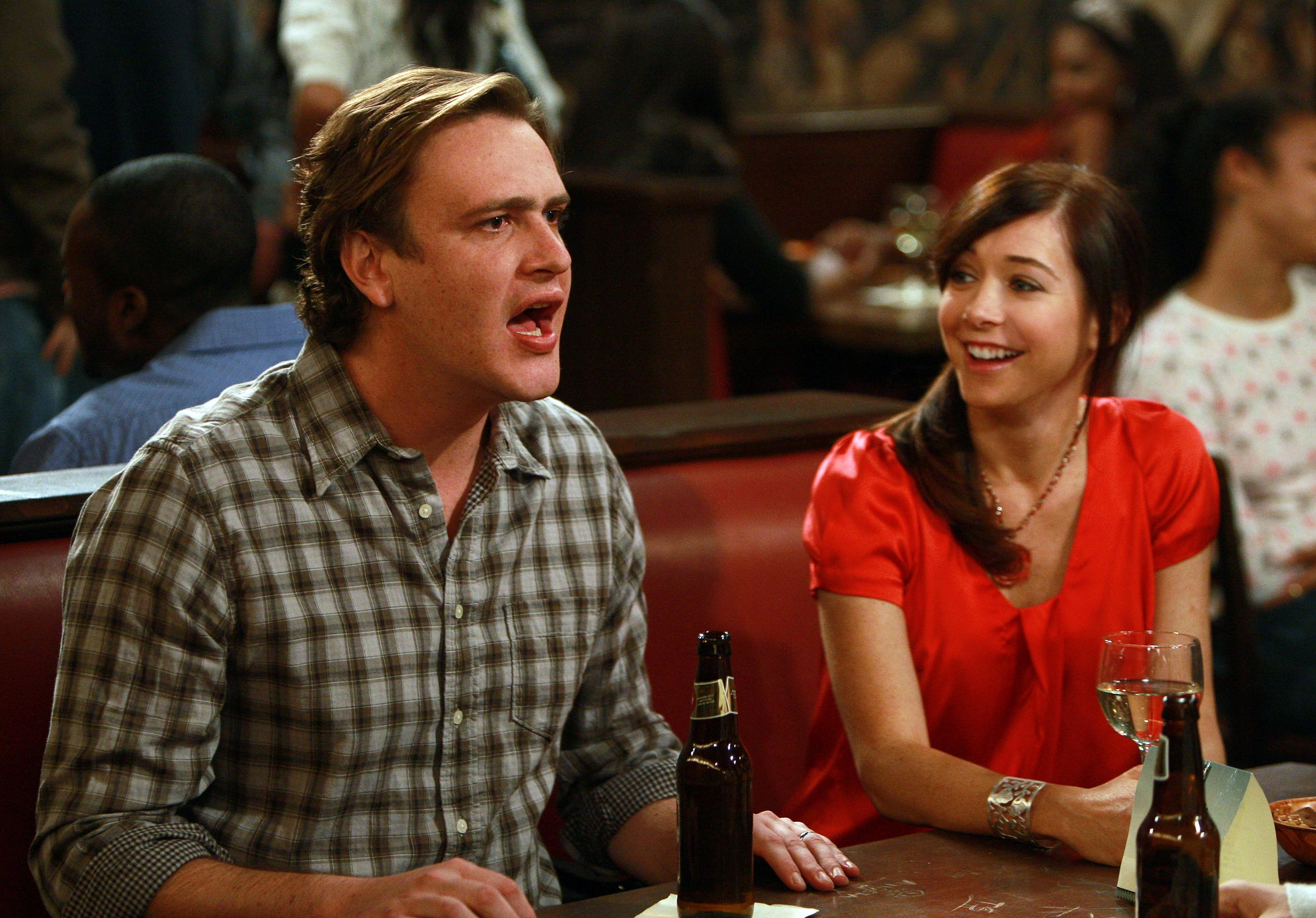 Marshall & Lily - How I Met Your Mother (source: www.whedon.info)