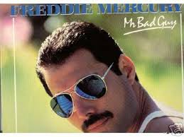 LP - Mr Bad Guy (UK - WHITE