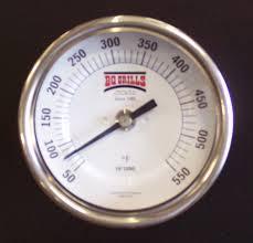 """3"""" Dial Temperature Gauge"""