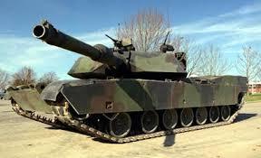 The M1 tank