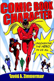 Comic Book Character book