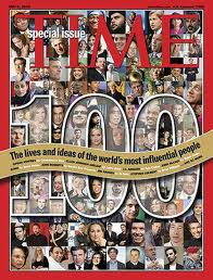 ... named by TIME Magazine as one of ...