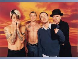 the red hot chili peppers,
