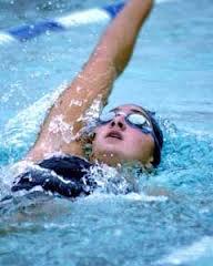 Side Stroke.Swim Workout