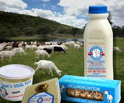 Goat Milk products are