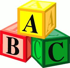 abc blocks clip art, public domain ...