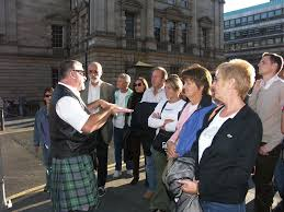 scottish tour guide,