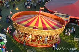 Picture of Merry go round,