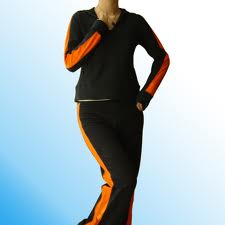 Jogging suit from Ningbo