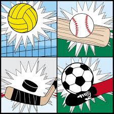 Clip Art: Sports