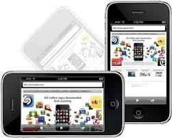 Full Screen Web Browser