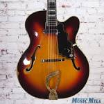 Vintage 1964 Guild Artist Award Archtop Hollow-Body Electric Guitar ...