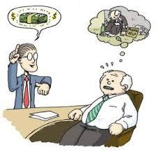 Your Boss' Mood Swings