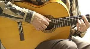 guitar and pluck the