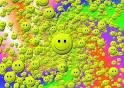 Mnóstwo uśmiechów