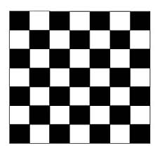 How many black squares in this