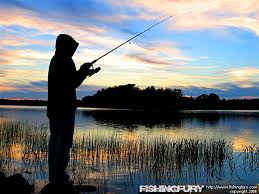 ... girl to go fishing and enjoy it, ...