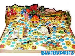 Smurf Board Games