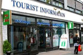 a dedicated tourist office