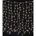 Mercury Row Hillis Curtain 6 ft. Fairy String Lights & Reviews ...