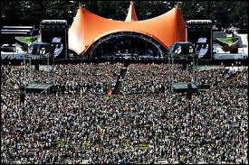 Roskilde Festival is well