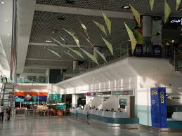 international airport (UK)