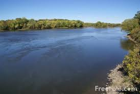 Picture of Mississippi River,