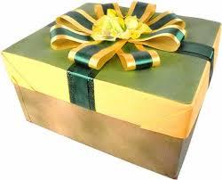 ... presents!