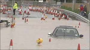 Floods wreak havoc in N Ireland