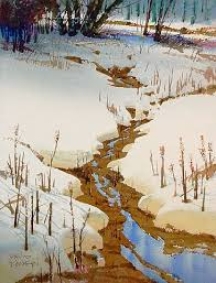 Chagrin Valley Thaw - Bright