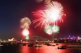 sydney, fireworks, new years eve, ...