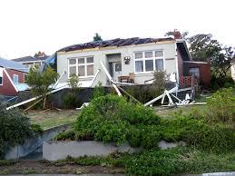 ... mops up after storms wreak havoc
