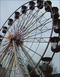 A Big Wheel has arrived in the