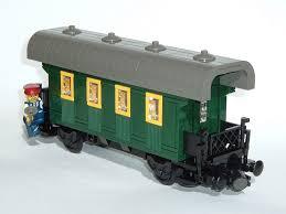 neat little train car that