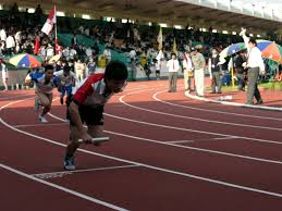 The 8th Athletic Meets was