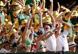 'Adios' to the Mexican wave