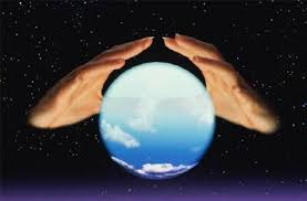 ... crystal ball when you understand ...