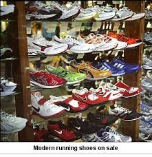 shoe-shop I've watched them