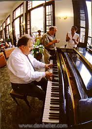 Havana Piano-bar Ambos Mundos,