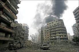Beirut destruction | A