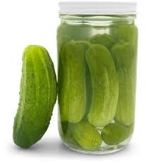 enjoy about pickles;