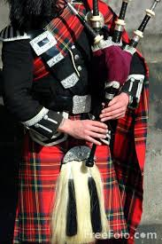 Picture of Highland Bagpipes