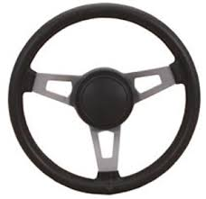 This tuff steering wheel is an