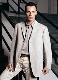 Men's Business Suit 3
