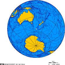 over Macquarie Island