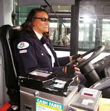 A bus driver I