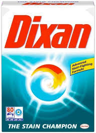 Dixan Washing Powder, Tabs, Gel