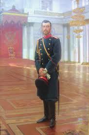 A Portrait of Tsar St Nikolai