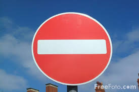Picture of No Entry - Free