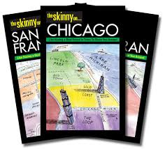 of travel guide books.